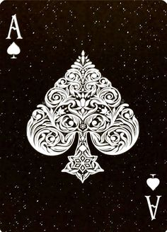 Absinthe ace of spades tattoo insp in 2019 playing cards art, ace card Ace Of Spades Tattoo, Ace Tattoo, Tattoo Studio, Wallpaper Animes, Ace Card, Playing Cards Art, Deck Of Cards, Graphic, Pop Art