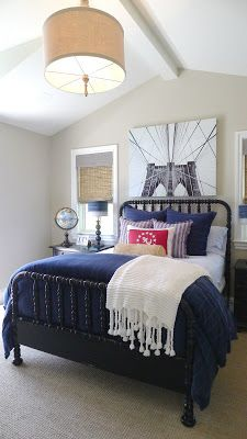 Boys Bedroom | ciao! newport beach