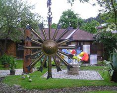 Flora K Flora, Ferris Wheel, Fair Grounds, Travel, Lawn And Garden, Kunst, Viajes, Plants, Destinations