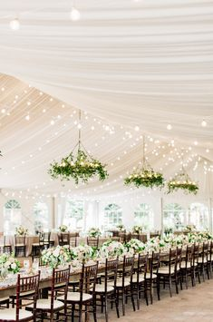 Sun Valley Wedding at Trail Creek Cabin - Jenna Bechtholt Photography Outdoor Tent Wedding, Indoor Wedding, Wedding Tent Lighting, Event Lighting, Wedding Ceiling, Marquee Wedding, Wedding Tent Decorations, Wedding Centerpieces, Marquee Decoration