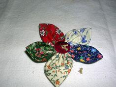 fiore di stoffa Little Things, Slippers, Feltro, Fabrics, Sneaker, Slipper, Flip Flops