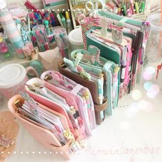 How about this Top View #Planner #shabby chic #kikki k #filofaxing #cute