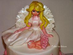 Tort de botez pentru Alesia-Maria | Cadoul Tau Dulce