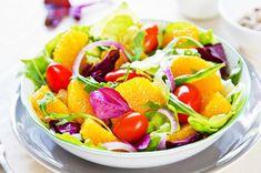 5 овощных фитнес-салатов для тонкой талии