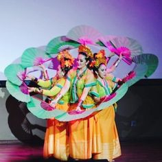 Pakarena Dance from South Sulawesi. Traditional Dance Performance, Indonesia. more at http://instagram.com/kulturaina