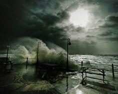 Freshwater Bay, Isle of Wight, UK