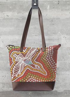 Tote Bag - Swirly by VIDA VIDA 07tD6KU