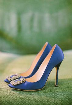 Manolo Blahnik Bridal Shoes