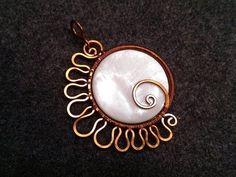 handmade jewelry tutorials - Wire Jewelry Lessons - DIY - How to make pe...