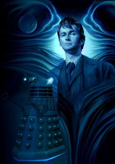 The 10th Doctorby ~Harnois75