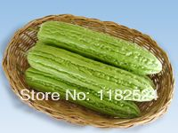 Chinese Best 165 F1 Momordica charantia,Balsam pear, Bitter Melon Gourd Vegetables Seeds (30 SEEDS)