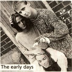 The early days of Muse.