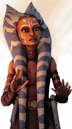 star wars ahsoka growing up - Google Search