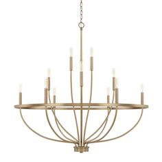Hudson Valley Lighting Polished Nickel Gideon 10 Light Wide Crystal Chandelier way light fixtures Capital Lighting Aged Brass Greyson 12 Light Wide Taper Candle Chandelier Candle Chandelier, Chandelier Ceiling Lights, Room Lights, Family Room Chandelier, Chandelier Ideas, Chandelier Over Island, Painted Chandelier, Blue Chandelier, Large Foyer Chandeliers