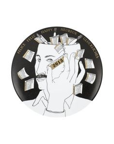 FORNASETTI - Designer Dishes for your #kitchen #dinner #eye or #whatever