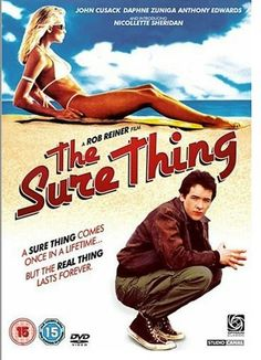A truly underrated 80's flick. Funny enough to be a John Hughes movie... but Rob Riener is no comedic slouch.