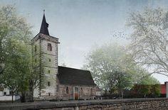 St. Peter und Paul | Schwalbenschwanz - Ein Dialog zwischen Alt und Neu | Amelie Barth