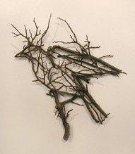 Twig bird