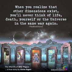 When You Realize That Other Dimensions Exist - Spiritual Seeker - Yoga Spiritual Awakening Quotes, Spiritual Wisdom, Spiritual Growth, Reiki, Tarot, Cool Science Facts, Spiritual Dimensions, Coaching, Spirit Science
