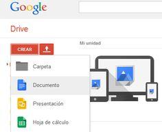 Titorial-presentación moi sinxelo sobre Google Drive. Engade ligazóns a outros manuais. Bibliosaúde.