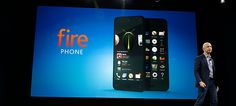 A new player in the arena ----  Amazon Fire Phone:  An All-Seeing 3D Prime Contender