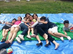After Moon Bounce... Date: 04-14-2013