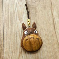 Strap Bag Charm / My Neighbor Totoro Studio Ghibli by kingdomclub