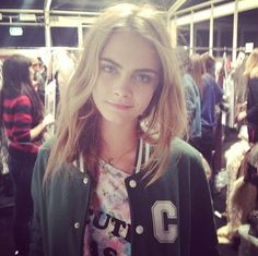 can i just be cara
