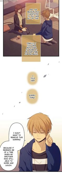 Manga ReLIFE - Chapter 176 - Page 7