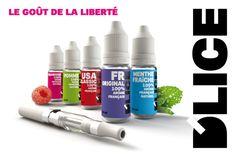 Point Smoke Liquides D'lice,  arômes 100% naturels. #ecig #eliquide #cigaretteelectronique http://www.point-smoke.fr/liquides-dlice.htm