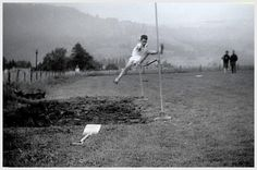 #Me at high jump #Breadalbane Academy sports day c.1966.