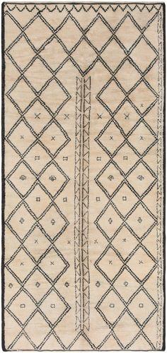 Vintage Moroccan Rug 47082 Nazmiyal - By Nazmiyal