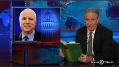 WATCH: Jon Stewart Drops a Truth Bomb on John McCain and Other Warmongers / Again, a comedy show, with more news/truth than 99% of news you see/hear/read...
