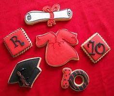Brenda's Cakes: Graduation Cookies