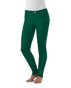 Miami Hurricanes   Stretch Skinny Jeans   meesh & mia