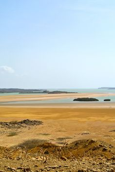 beauty natural between sea and desert! #travel #adventure #culture #wetakeyouthere #desert #guajira #colombia