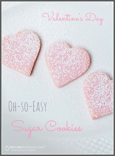 How to Make Beautiful Valentine's Sugar Cookies -- in a Hurry! How much extra time do you have on your hands?  I have a feeling you are about as busy as I am -- which means you …