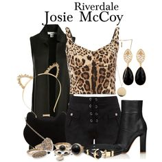 Edgy Outfits, Teen Fashion Outfits, Cute Outfits, Riverdale Set, Riverdale Fashion, Riverdale Aesthetic, Katherine Pierce, Cheryl Blossom, Disneybound