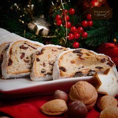 Recheados com frutas cristalizadas, os pães natalinos são a sensação do Natal. As frutas para o recheio você encontra aqui, aposte na receita e bom apetite!