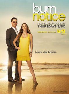 Burn Notice: Season Five