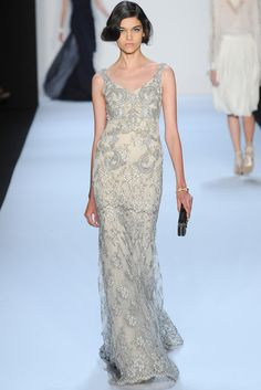 Badgley Mischka Spring 2014 Ready-to-Wear Fashion Show