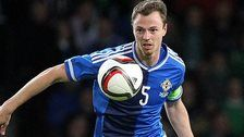 Jonny Evans is poised to make his competitive return for Northern Ireland in Sunday's Euro 2016 qualifier against Finland.