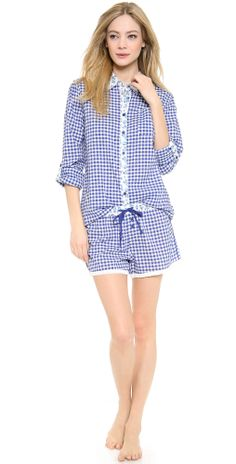 The Daily Find: PJ LUXE Pajama Set