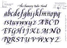 Resultado de imagem para calligraphy