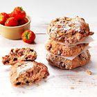 Een heerlijk recept: Aardbeien-scones