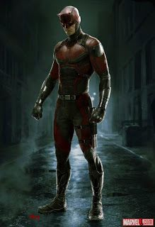 Marvelous DAREDEVIL Concept Art by Ryan Meinerding « Film Sketchr