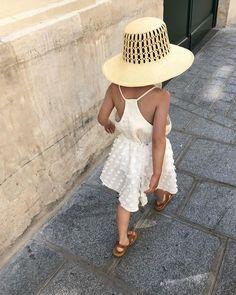 "Helen Yu Kuo (Marni's Mom) on Instagram: ""Summer outfit goals! #marnivisitsparis #whatmarniworetoday"" Outfit Goals, Marni, Panama Hat, Summer Outfits, White Dress, Instagram Summer, Mom, Dresses, Fashion"