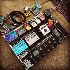 "Gear Nerds en Instagram: ""W O W What a great looking board @eduardoandradef! @goodwoodaudio crushed this setup. #gearnerds #goodwoodaudio"""