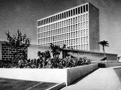 US Embassy - Havana 1950s
