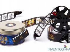 tarjeta-de-invitacion-15-lata-de-cine                              …